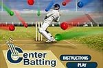 Center Batting