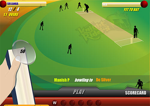 Cricket By The Book Game Screenshot