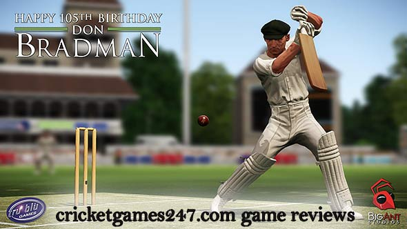 Don Bradman Cricket 14 Gameplay Review