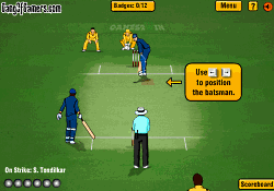 India vs Australia Batting Gameplay