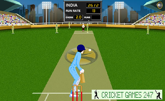 image of Quick Stick Cricket gameplay