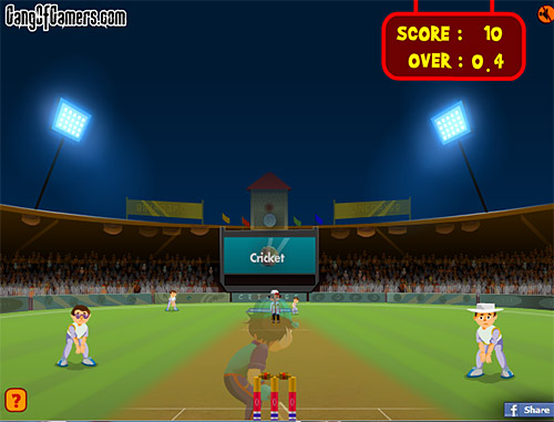 Score Maximum cricket game screenshot