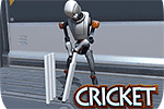 Robot Intergalactic Cricket - Firefox Unity Game