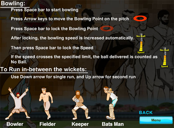 lagaan how to play bowling